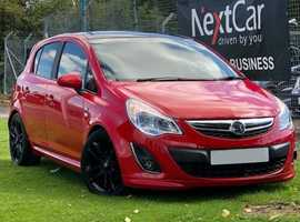 2011 Vauxhall Corsa 1.2 Limited Edition Very Scarce 5 Door Version....Low, Low Miles