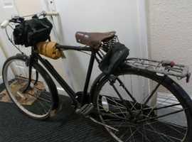 Reto original 1960s pushbike