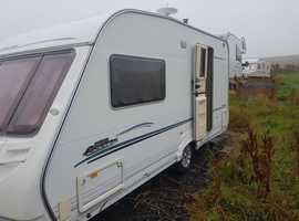 Sterling Eclipse Topaz 2 Berth Caravan