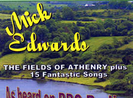 Various CD`s by Mick Edwards Top selling Accordionist, (£ 5.99 each).