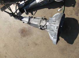 Gearbox Fiat Dino 2400