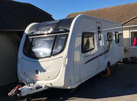 2011 Swift Challenger 580 4 Berth Caravan