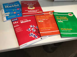 Almost new Educational Reference books