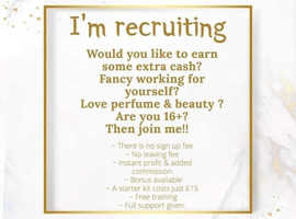 Tracy's Aromas is Recruiting!!
