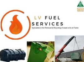OFTEC - Oil Tank/Fuel removal & repair services - OFTEC