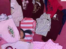 Girls pyjama 9-10
