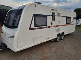For Sale Bailey Unicorn Barcelona 2018 with Isabella Ambassador Awning and Truma Mover