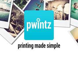 Printing made simple with Pwintz!