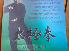 Tai Chi online class - ladies only