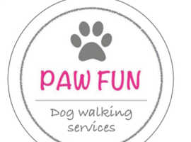 Paw Fun dog walking services