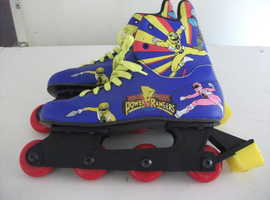 1994 collectable Power Rangers Inline Skates