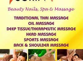Surin Thai Massage Horwich