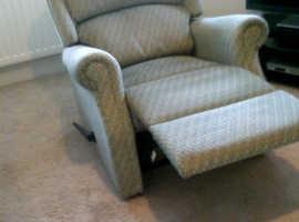 cofy reclining armchair