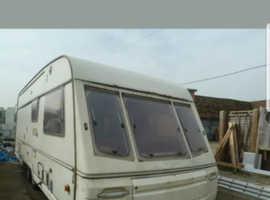 4 Berth 90's swift Scrap Securit hut etc