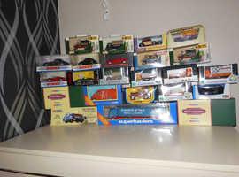 Diecast Model Cars and Trucks