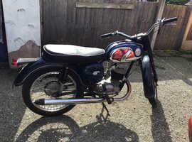 BSA Bantam D14/4 Supreme 175cc 1968