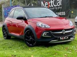 2015 (65) Vauxhall Adam 1.2i Rocks Air Very Low Mileage on this Scarce ROCKS AIR Edition