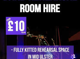 Rehearsal Space- Cookstown