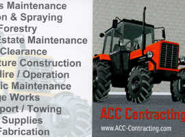 Equestrian and Estate Maintenance / Contracting