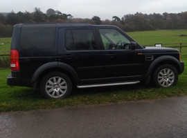 Land Rover Discovery, 2006 (56) Blue Estate, Manual Diesel, 137,432 miles