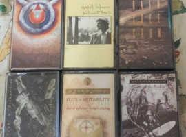6 David Sylvian tapes