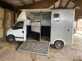3.5T Horsebox