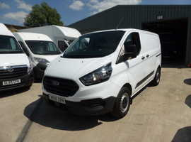 Ford Transit Custom 300 105bhp 2.0 Blue-tech