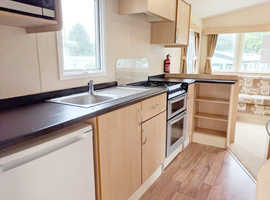 Luxury static caravan for sale sited south lakes low fees