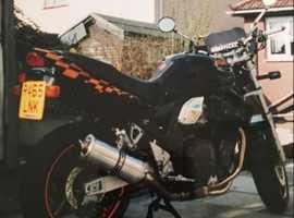 1998 Suzuki Bandit 1200