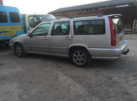 Volvo S/V/C 70, 2000 (W) Silver Estate, Automatic Diesel, 140,000 miles