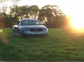 Audi TT QUATTRO (180 BHP), 2004 (54), Manual Petrol, 175,000 miles