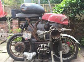 Norton Motorcycle parts