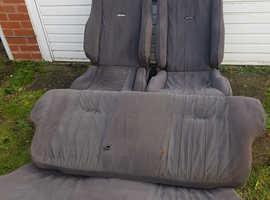 MK3 FORD ESCORT RS 1600i RECARO SEATS