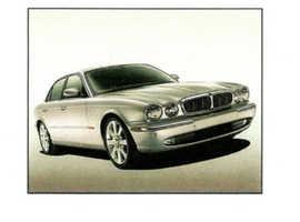 224 page Jaguar XJ 2003.5MY Technical Guide