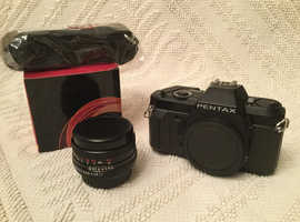 Pentax p30 n new condition