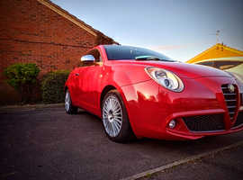 Alfa Romeo Mito, 2012 (12) Red Hatchback, Manual Diesel, 58,151 miles