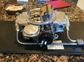 Holley 4 barrel 4160 3310-16 750CFM carburettor