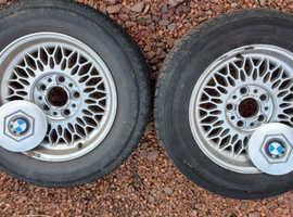 BMW Metric Wheels x 2