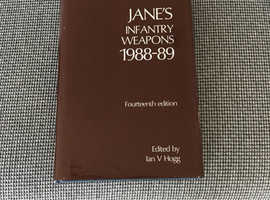 Janes infantry weapons 1988-89