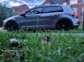 Volkswagen Golf, 2013 (63) Grey Hatchback, Manual Diesel, 66,000 miles