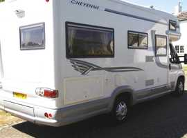 Hi-Line Autotrail Cheyenne 632SE 2.3 4 berth