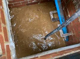 Drainage  / blocked drains / blockage