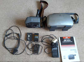 Spares or repairs JVC GR - AX2 Camcorder (1991)