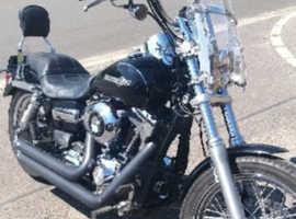 Harley Davidson super glide custom fxdc custom