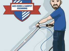 If you've lost that oven feeling!! Call Ace Oven Cleaning!!!