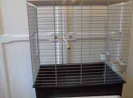 As New Large Ferplast Bird Cage