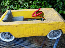 Lines Brothers childs  pedal car