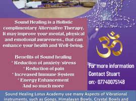 Gong Bath (Sound Healing Meditation Evening)