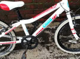Cuda child's bike