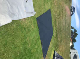 Vango Icarus 500 tent with awning